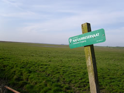 hinweisschild nationalpark